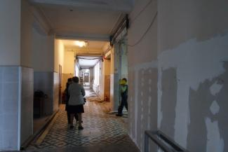 Казанские власти не справились с ремонтом гимназии к 1 сентября, но нашли повод для гордости