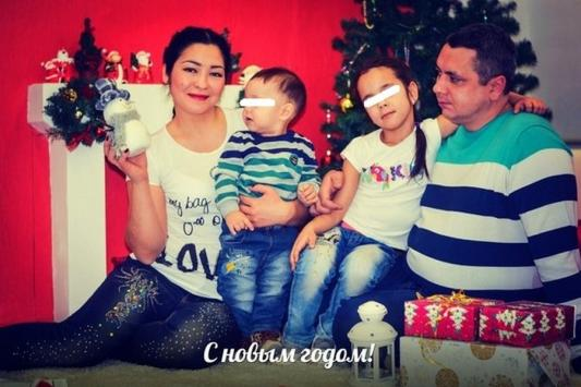 Семья Гизатуллиных казалась вполне счастливой (фото с сайта vk.com)