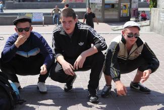 Не ходите, дети, в Вахитовский гулять!.. Составлена карта «гоп-районов» Казани