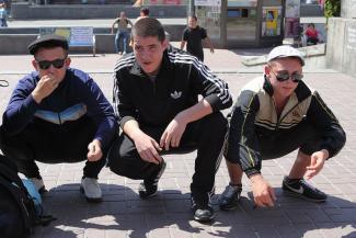 Казанский «чушпан» будет снимать кино про группировщиков