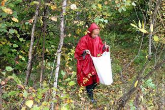 Спасатели Татарстана просят грибников одеваться поярче