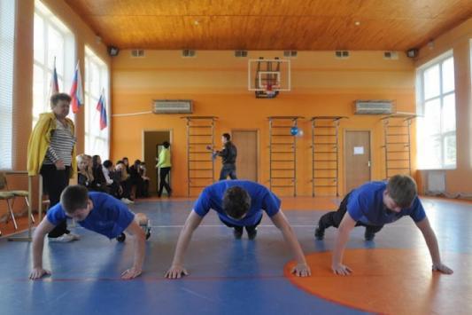 Казанского школьника с травмой позвоночника записали на сдачу ГТО