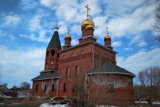 «Великое дело сделала тетя Маша!»: 81-летняя пенсионерка подарила казанскому поселку Борисково новый храм