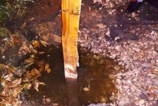 Упала, очнулась — гипс!.. Казанская портниха сломала руку, угодив в яму на тротуаре, вырытую дорожными рабочими
