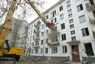 «Был девиз «Без булдырабыз!», а будет - «Без бульдозер!»: в Татарстане готовят почву для сноса хрущевок