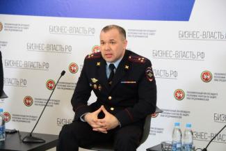 Главный гаишник Татарстана обещает водителям в новом году тотальный контроль