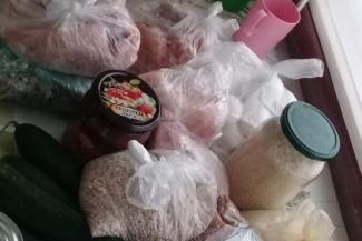 «Меняю иконы на еду»: казанцы пришли на помощь матери двоих детей
