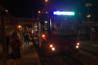 «Не до фига ли будет?»: в Казани нудные поездки в трамвае назвали спектаклем и просят за билет 800 рублей