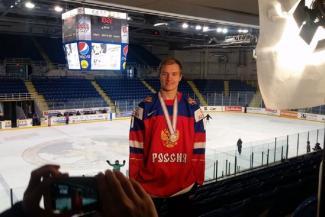 Новичок «Ак Барса» Максим Лазарев: «Взрослым я стал в Канаде»