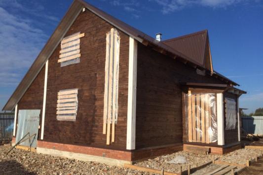Домов в поселках для многодетных под Казанью почти нет, а улицы Путина и Минниханова уже есть