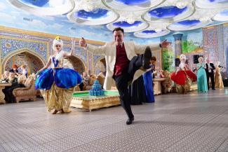 Казанские экскурсоводы устроили себе праздник перед новогодним цейтнотом