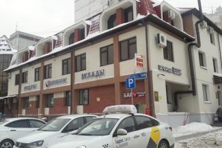 Сдается в аренду помещение  на проспекте Ямашева, первая линия.
