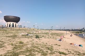 Кто не купается, тот не тонет: урбанист и коммунист объяснили, почему в Казани нет ни одного нормального пляжа