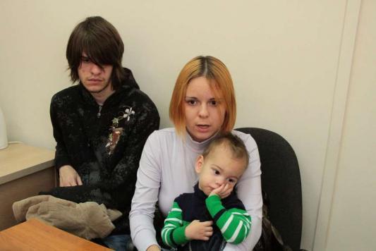 Беженцев с ребенком пожалели только в казанском монастыре