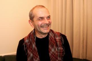 Лауреат премии Станиславского Фарид Бикчантаев: «Это престижнее, чем «Золотая маска»