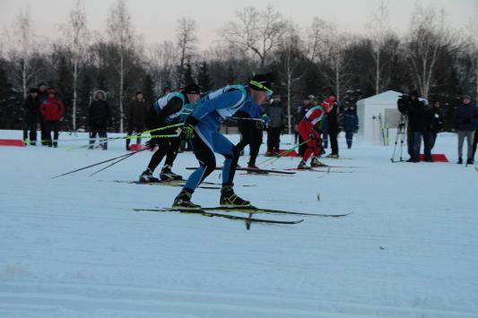 В Казани презентовали лыжный суперспринт