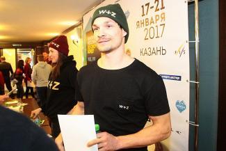 Вик Уайлд в Казани: «России лучше заниматься сноубордом, а не футболом!»