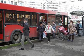 Мэрия нашла казанцев, которые голосуют за повышение стоимости проезда