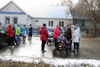 «Мамий бунт» в Татарстане: На 600 детей был один педиатр, и тот пропал!