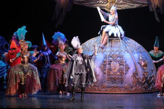 Итальянская опера под вывеской «Бахетле»