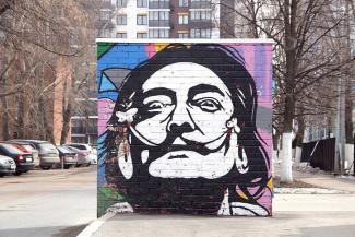Казанский граффитист Sly Dog: «Я не придворный художник»