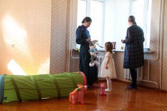 В Казани приготовили «Колыбель» для детей, спасенных от аборта