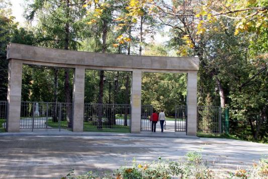 В Казани появилось кладбище с особым статусом