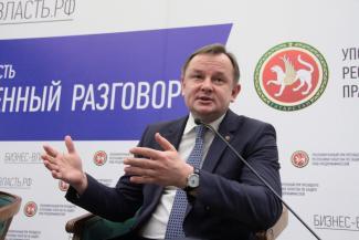 Глава Минздрава Татарстана выписал рецепт борьбы с экстремизмом пациентов