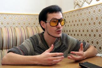 Ильшат Рахимбай: «Я утвердил исполнительницу на роль Смерти»