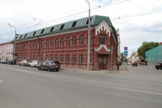 Уникальная достопримечательность Казани - дом, в котором не бывал Пушкин