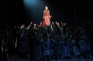 «Воевать с Москвой нельзя!»: в новой казанской опере Сююмбике не прыгнула с башни