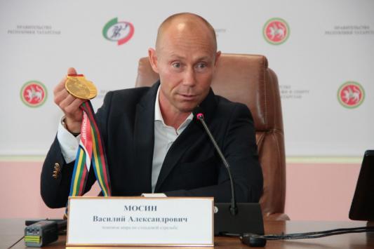 Василий Мосин: «У меня нет горы патронов, так что подключаю интеллект»