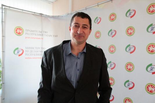 Денис Капустин: «Талант можно задавить, а сверхталант уедет из Татарстана в другой регион или за рубеж»