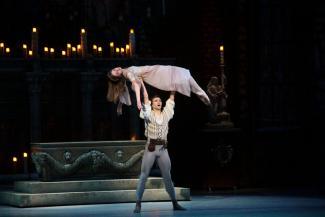 «Ромео и Джульетта» в Казани: балет для тех, кому некогда