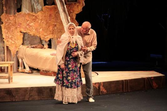 В Камаловском театре учат признаваться в любви