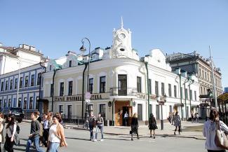 Старинная казанская аптека на Баумана снова заработала
