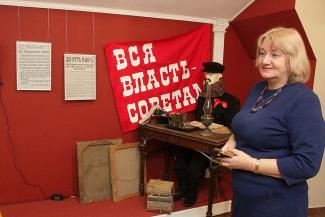 100-летие революции в казанском музее Ленина отметят китайцы