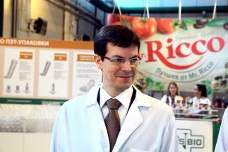 Руководитель Роскачества похвалил «Нэфис» за высокую культуру производства