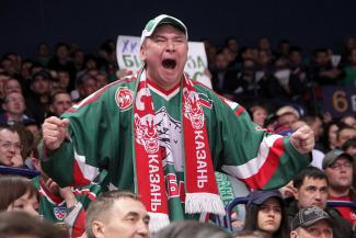 «Дю Солей» победил хоккей: в Казани болельщикам обломали кайф с «татаро-башкирским дерби» из-за гастролей циркачей