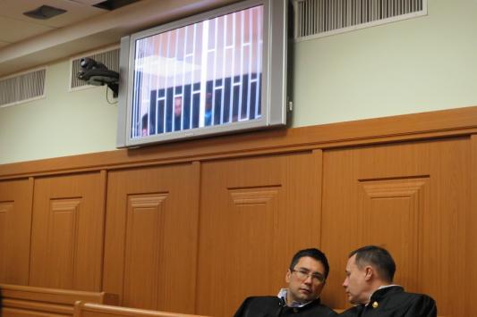 Гендиректор «Свея» Рашид Аитов признался суду, что неофициально подрабатывает на стройке