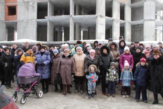 Оскорбленные казанские дольщики: «Ворюги наши деньги захапали, а мы - барыги?»