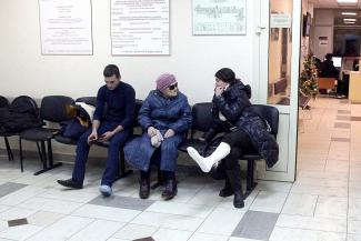 Ильсуру Метшину поставили ультиматум: очистить Казань ото льда или освободить кресло мэра