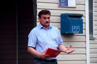 Главу Верхнеуслонского района, обидевшего сельчан, обвинили в незаконной агитации