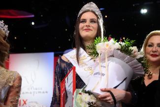 «Мисс Татарстан-2017» стала математик из Сабинского района