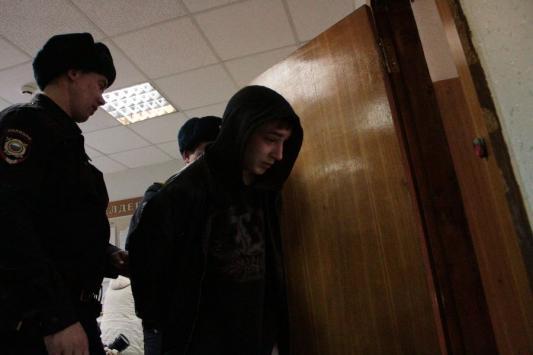 Подозреваемые в убийстве в Юдино арестованы