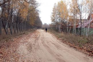Деревня Орёл против ТАИФа: «Им лес, а нам забор?»