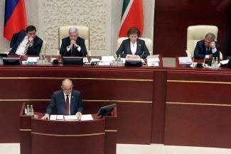 Власти Татарстана все еще надеются на компромисс с Москвой по языковому вопросу