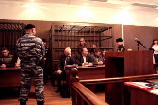 Дело «Чистопольского джамаата»: скандал за скандалом