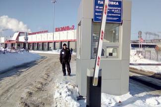 Деньги из воздуха: вокзал на Воровского встречает казанцев платной парковкой