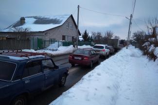 Жители казанского поселка Залесного, по чьим домам пройдет дорога, шокированы выкупными ценами